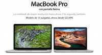 Apple actualiza los precios y procesadores de sus Macbook Pro Retina y Macbook Air