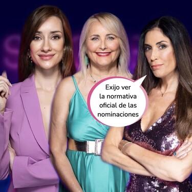 Isabel Rábago, Lucía Pariente y Adara Molinero, las nominadas más picantes de 'Secret Story: la casa de los secretos'