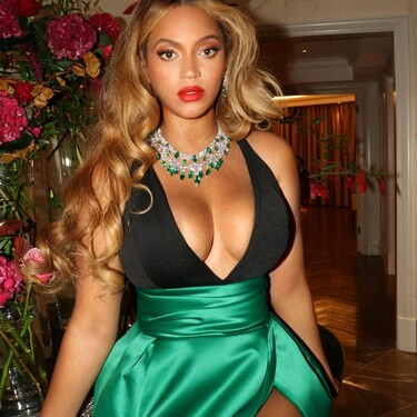 Beyoncé desata la locura en RRSS con su último look de invitada (perfecta)