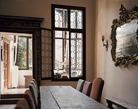 Palacio veneciano restaurado por Axel Vervoodt