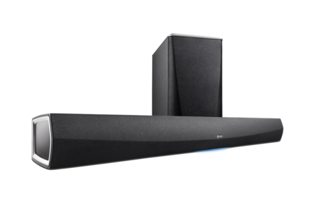 Denon HEOS soundbar HS2 HomeCinema