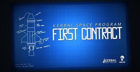 Importante actualización de Kerbal Space Program: First Contract