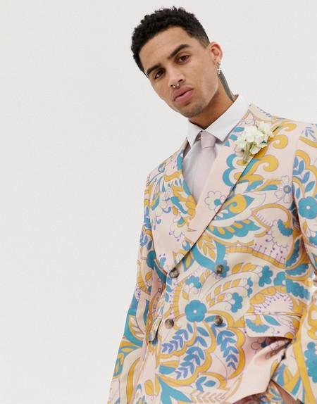 ASOS presenta los más originales trajes para lucirnos en las fiestas de primavera