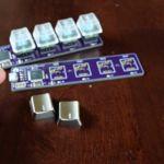 ¿Para qué utilizarías un teclado USB de cuatro teclas?