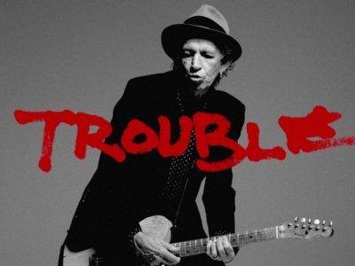 Keith Richards y su nuevo álbum solista son ahora parte de las exclusivas de Apple Music