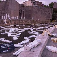 Save the Children rinde homenaje al pequeño Aylan Kurdi y a los 500 niños ahogados en el Mediterráneo