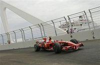 Felipe Massa consigue la primera pole en el Valencia Street Circuit