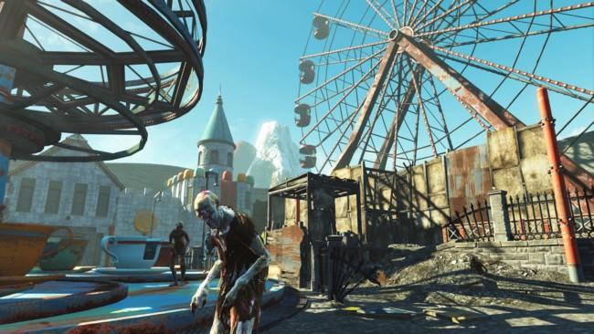 Fallout 4 Nuka World