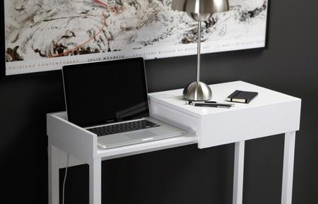 Hidden, un escritorio muy discreto
