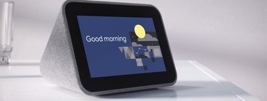 Regresa la oferta del Lenovo Smart Clock a El Corte Inglés: pantalla táctil con Google Assistant por menos de 40 euros