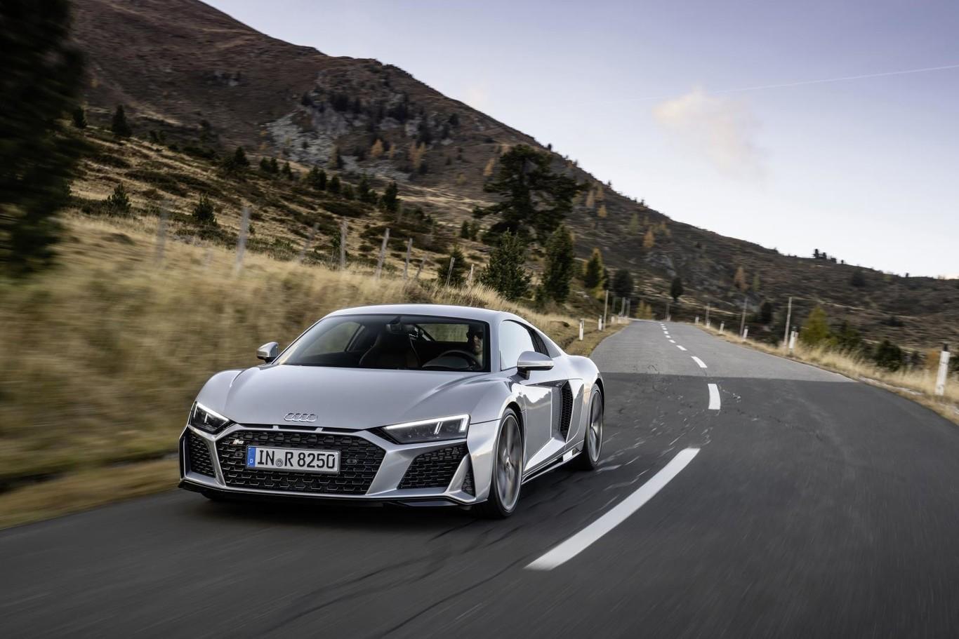 Viva La Traccion Trasera El Audi R8 V10 Rws Estara A La Venta En 2020 Con 540 Cv Y Un Precio Desde 167 790 Euros