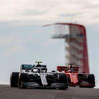 Valtteri Bottas da la sorpresa en Austin consiguiendo una pole que amenaza el título de Lewis Hamilton