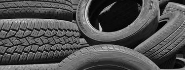36 ideas para ejercitarnos con neumático de automóvil