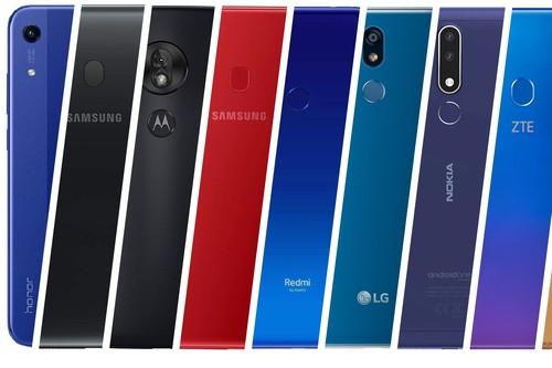 Tengo 4,500 pesos, ¿cuáles son los mejores smartphones que puedo comprar en México? (Edición 2019)