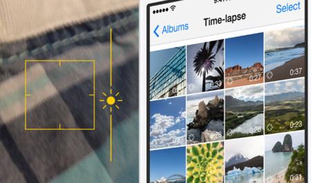 Cámara iOS 8