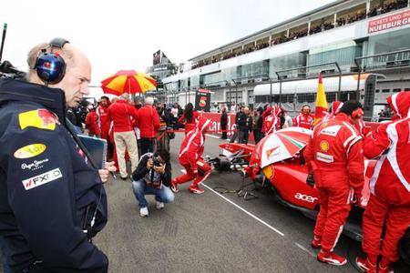 En Ferrari no copiarán el sistema laboral de Adrian Newey
