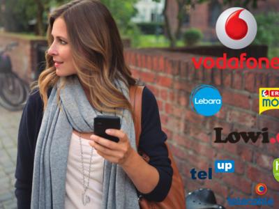 ¿Cuáles son las mejores tarifas con cobertura Vodafone? Comparativa según tus hábitos y necesidades
