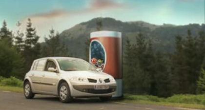 El anuncio del Renault Megane a la vasca