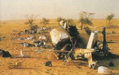 El accidente de helicóptero que costó la vida a Thierry Sabine