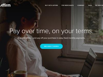 Affirm: así es la entidad que presta dinero a los millenials para que compren online