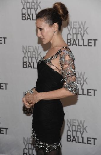 El look de la Semana 23/29 de noviembre: Sarah Jessica Parker