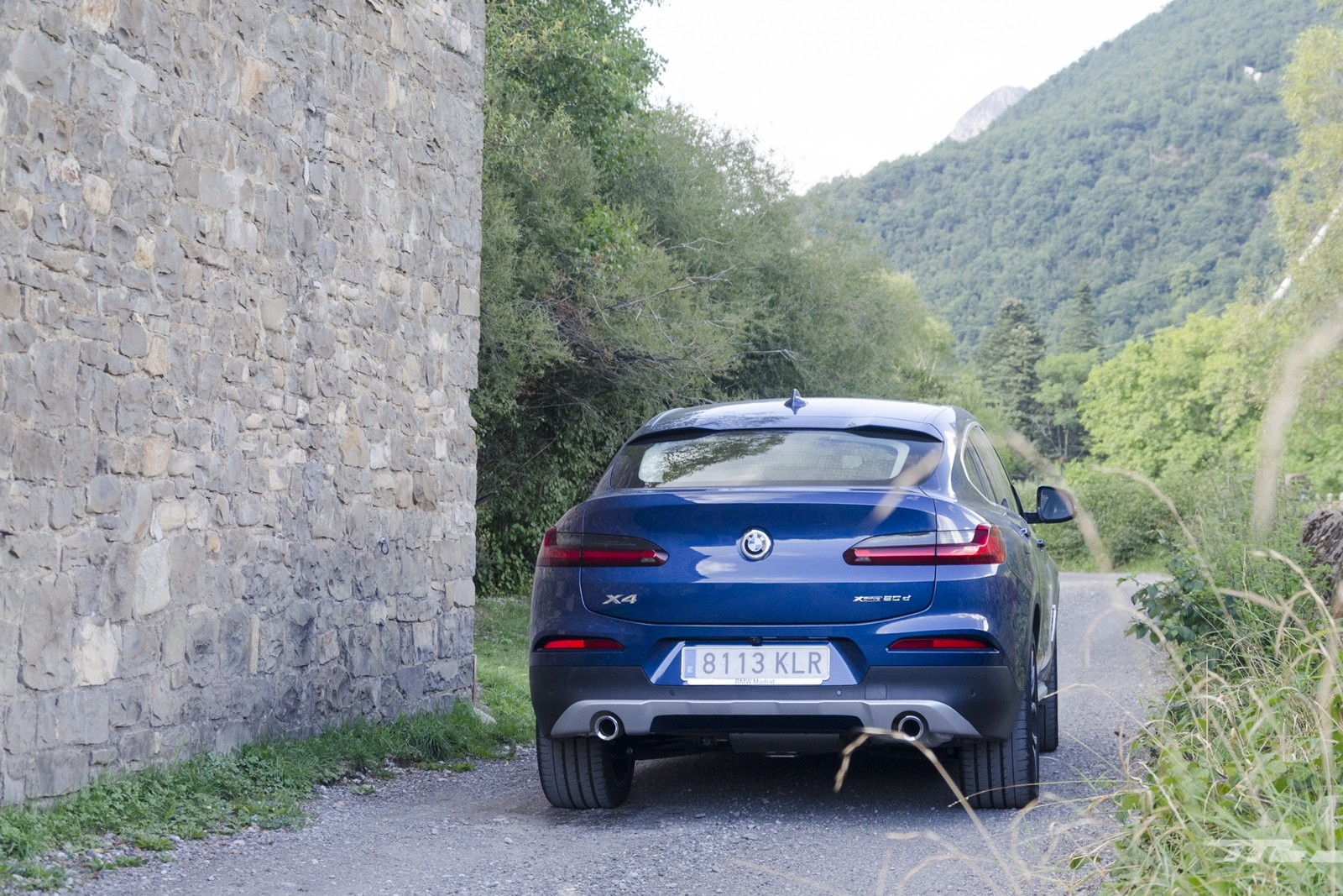 Foto de BMW X4 2018, prueba (10/65)