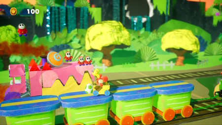 Yoshis Crafted World