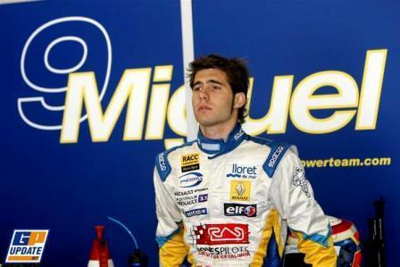 Primer podium de la temporada para Miguel Molina en Hungaroring