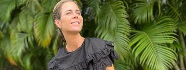 Amelia Bono apuesta por unas zapatillas Golden Goose para crear un estilismo veraniego informal
