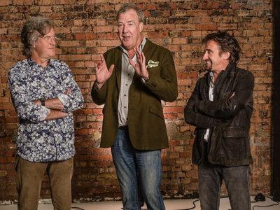 Clarkson, May y Hammond crean una plataforma online, por si no te basta con su show en Amazon