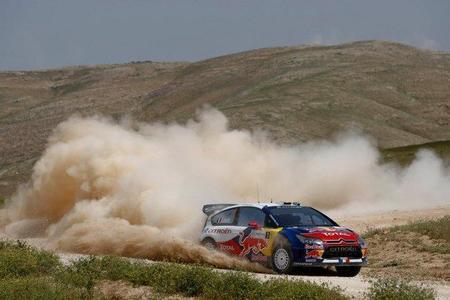El Rally de Jordania confirmado por la FIA
