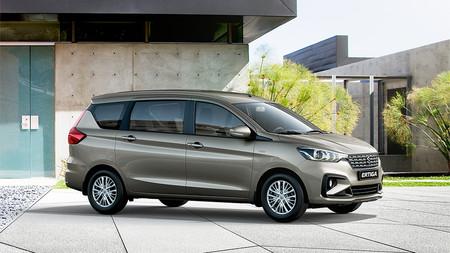 Suzuki Ertiga Mexico 2019 4
