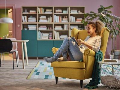 Catálogo IKEA 2018: Novedades para el salón