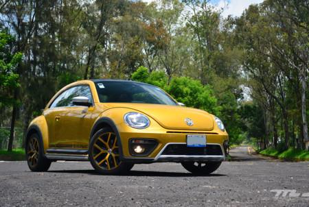 Manejamos el Beetle Dune y nos divertimos de lo lindo con este Escarabajo off-road
