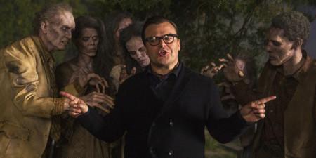 Taquilla USA: Jack Black asusta a Steven Spielberg y Guillermo del Toro