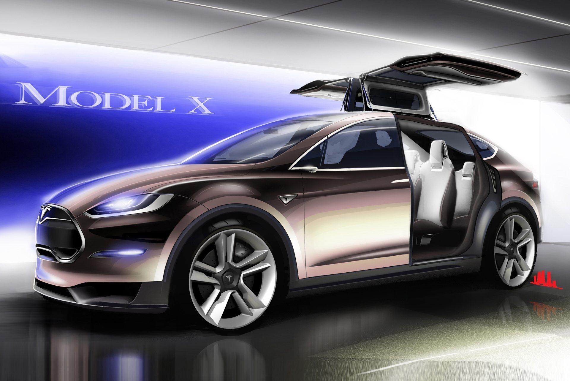 Foto de Tesla Model X (1/15)