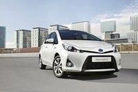 Toyota Yaris Hybrid, a la venta en primavera
