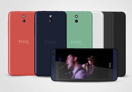 HTC Desire 820, ¿llegarán por fin los 64 bits a Android?