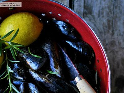 Consejos para limpiar y cocinar mejillones sin esfuerzo