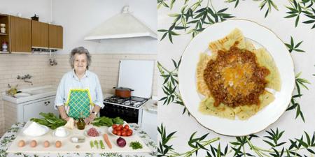 Las abuelas del mundo comparten sus recetas a través de la fotografía