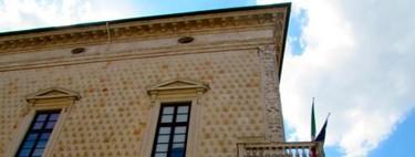 El Palacio de los Diamantes en Ferrara, sede de la Pinacoteca Nacional