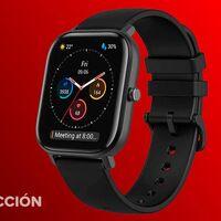 El Amazfit GTS cuesta muy poco en Amazon y en PcComponentes: estrena reloj inteligente con una autonomía bestial por sólo 75 euros