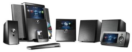 Linksys Wireless Home Audio System, música en toda nuestra casa