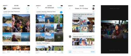 Carousel, la nueva aplicación de Dropbox para nuestras fotos y vídeos