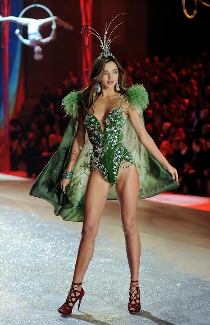 Victoria's Secret sin Miranda Kerr no sería la misma Victoria's Secret...