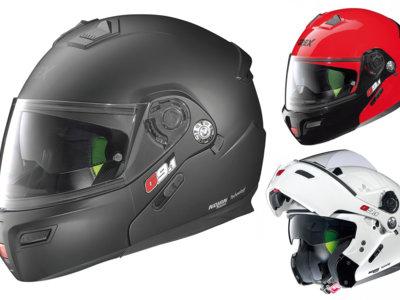Grex G9.1 Evolve, un casco modular con doble visor a un precio que no te esperas
