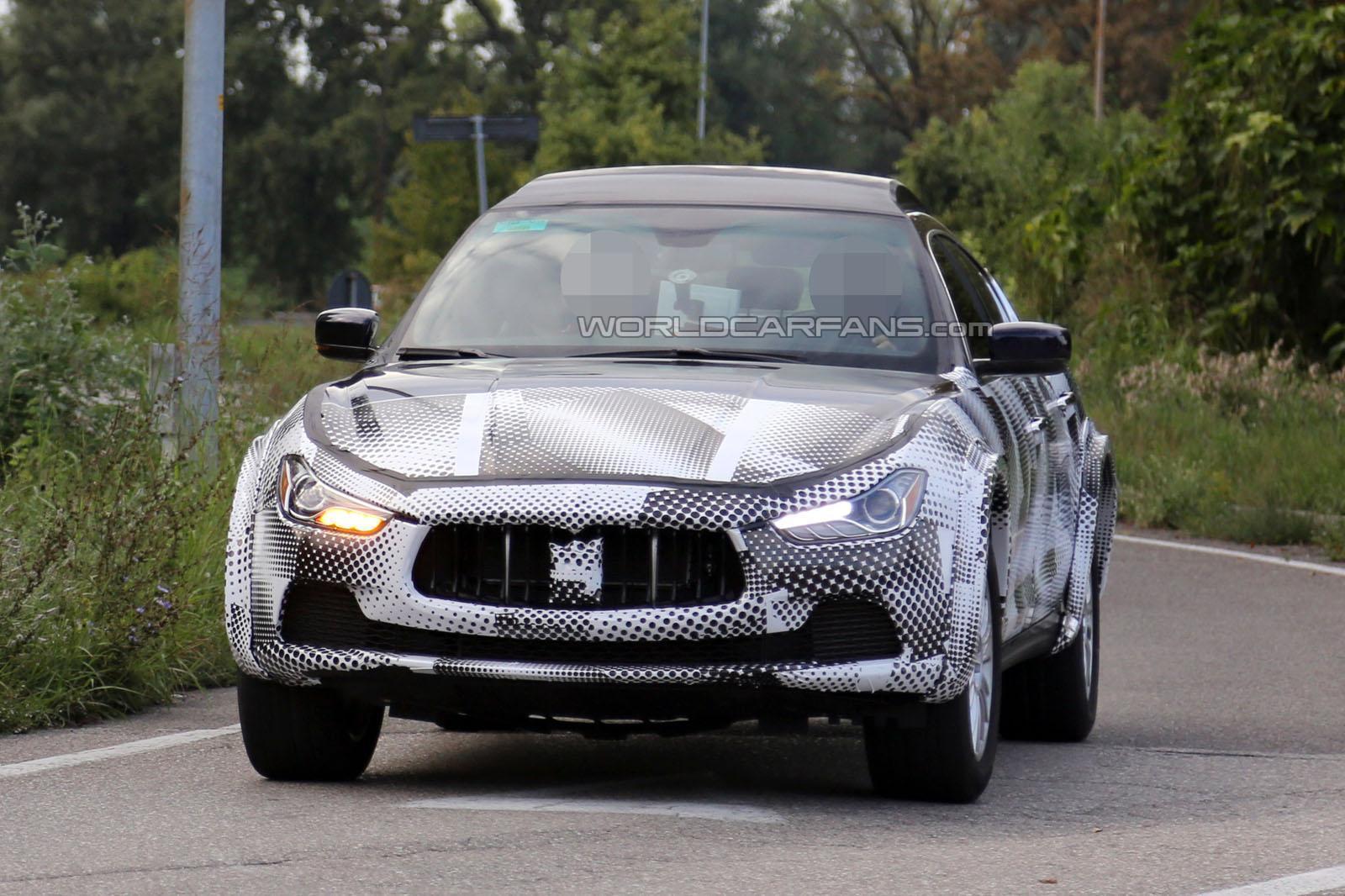 Foto de Maserati Levante (3/18)