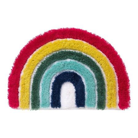 alfombrilla arco iris