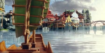 Te gusten las maquetas o no, vas a alucinar con esta basada en una ciudad de Genshin Impact