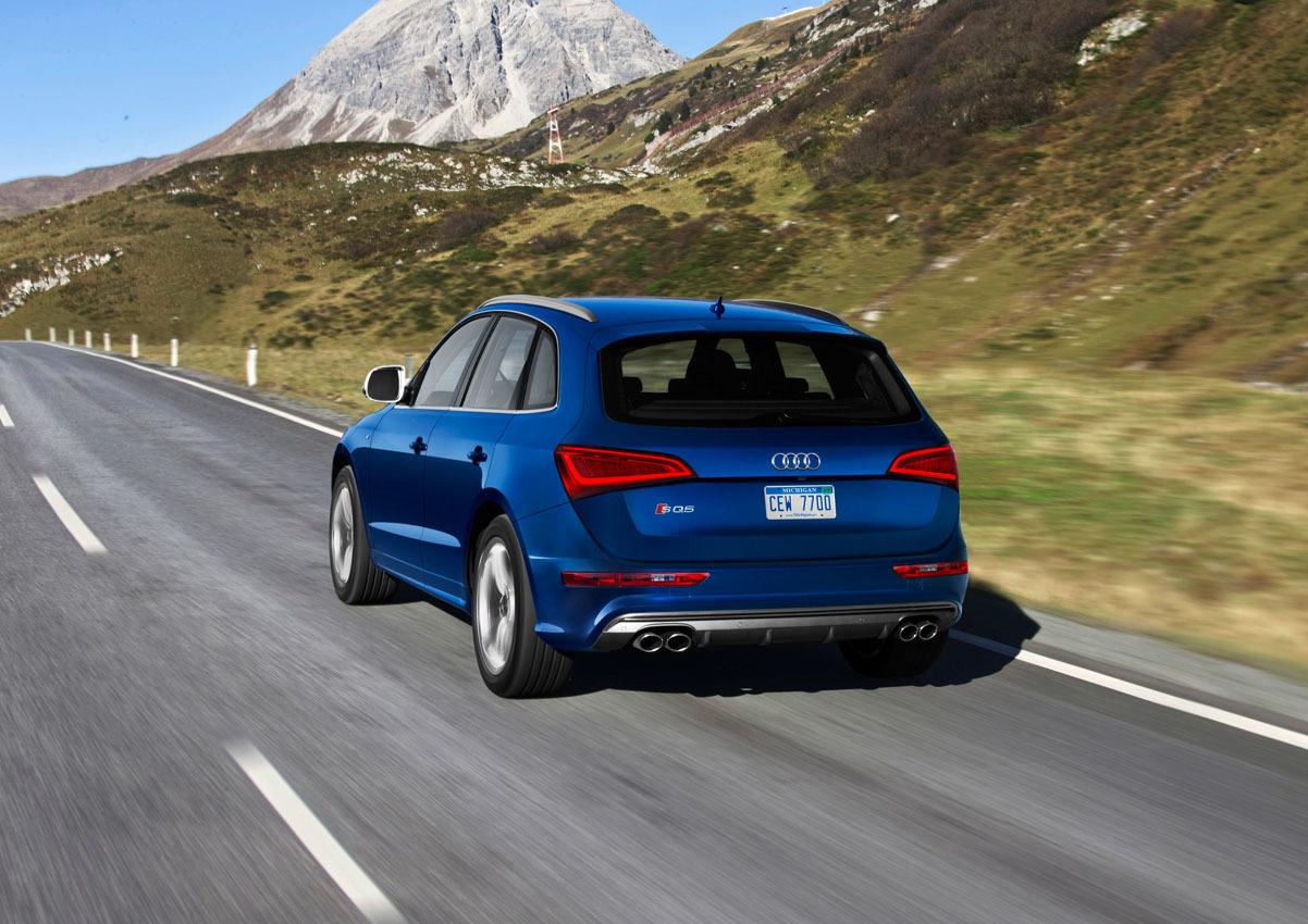 Foto de Audi SQ5 TFSI (9/12)